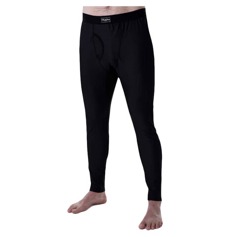 USOutDoor.com - Blackstrap Industries Outback Baselayer Pant Black Lg 59.99 USD
