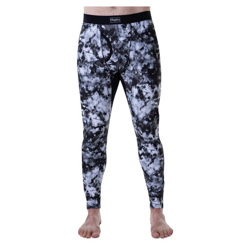 USOutDoor.com - Blackstrap Industries Outback Baselayer Pant Tyedye Black Sm 59.99 USD