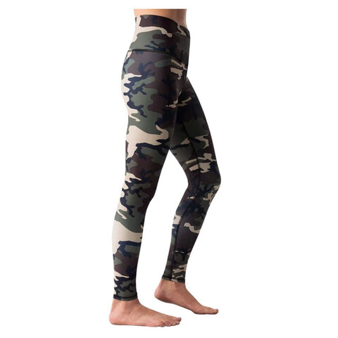 USOutDoor.com - Blackstrap Industries Sunrise Baselayer Pant – Women's Camo Drab Lg 59.99 USD