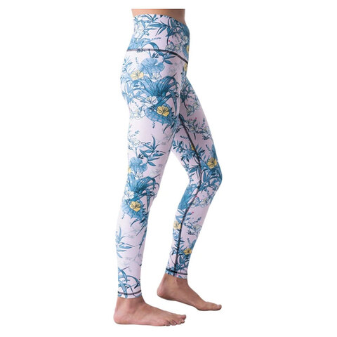 USOutDoor.com - Blackstrap Industries Sunrise Baselayer Pant – Women's Floral Zen Sm 59.99 USD
