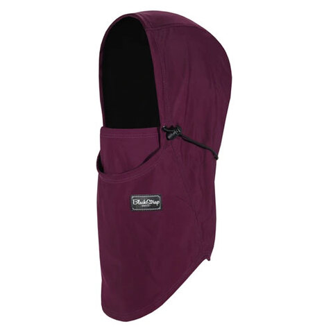 USOutDoor.com - BlackStrap Industries Team Hood Merlot One Size 44.95 USD