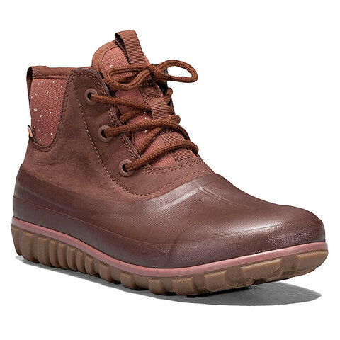 Bogs Classic Casual Lace Leather Boots - Women's