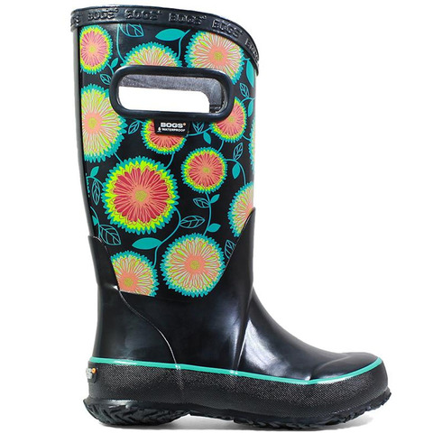 Bogs Rain Boot Wildflower - Kid's