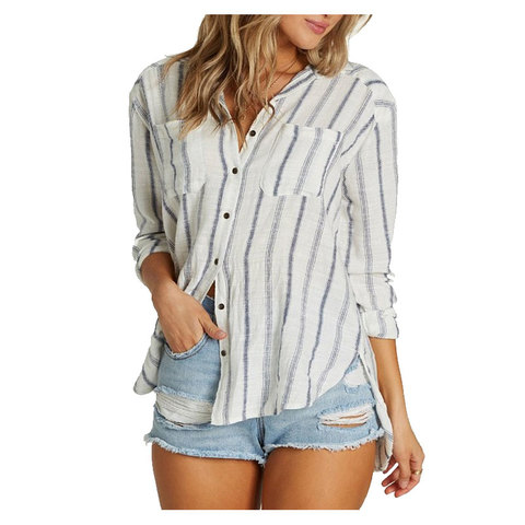 Billabong Easy Movin Top Salt Crystal Md