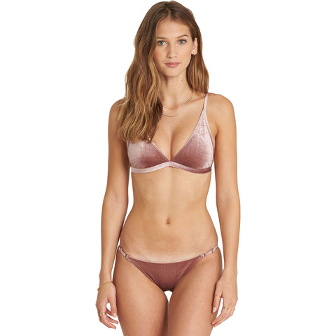 Billabong Fool4U High Point Tri Bikini Top - Women's