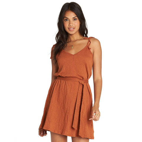 Billabong Going Steady Mini Dress - Women's
