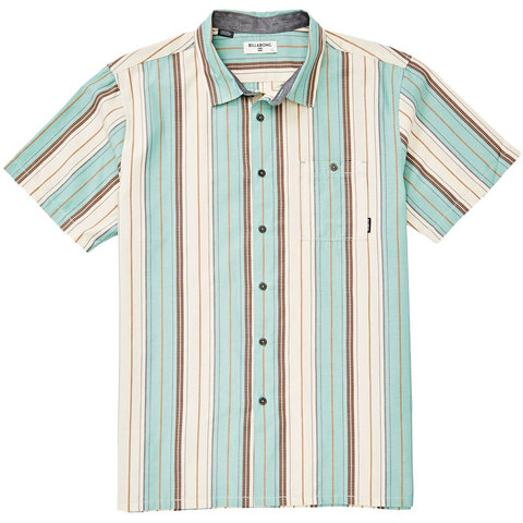 Billabong Mesa Short Sleeve Shirt - Men's Dtg Md
