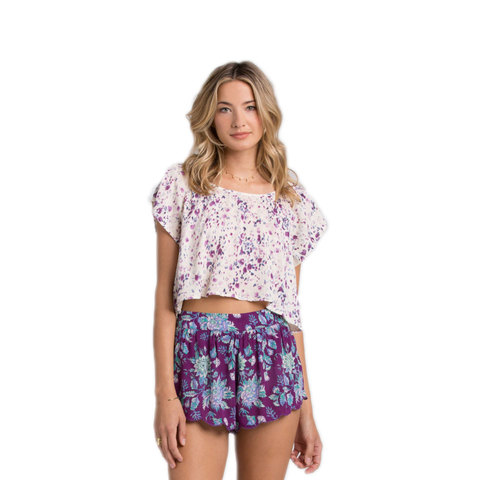 Billabong Moonrise Fire Crop Top - Women's
