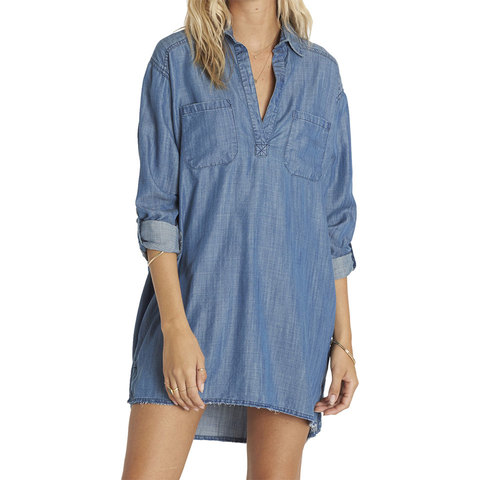 Billabong Wandering Blues Dress - Women's