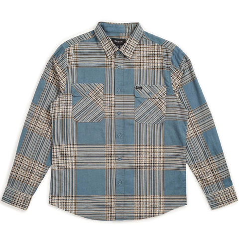 Brixton Bowery LW L/S Flannel - Men's