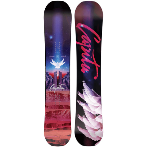 Capita Space Metal Fantasy Snowboard - Women's 2018