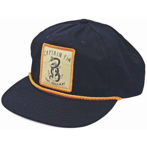 Captain Fin Shred On Me 6 Panel Hat