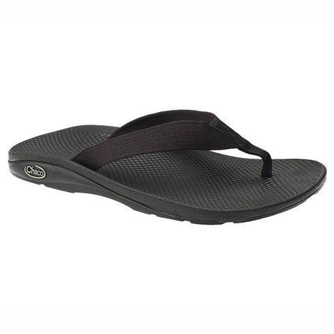 Chaco Flip EcoTread Sandals Black