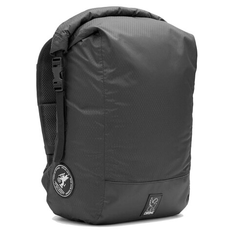 USOutDoor.com - Chrome Industries Cardiel ORP Roll Top Backpack Black O/s 79.95 USD