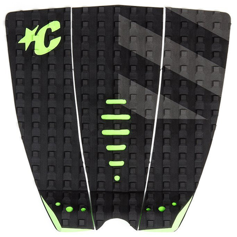 Creature of Leisure Creatures of Leisure Mick Fanning Signature Traction Black/grey/lime