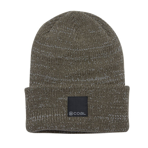 Coal The Burlington Reflective Cuff Beanie