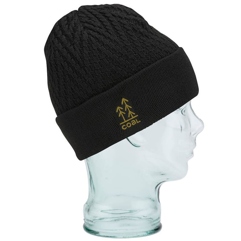Coal The Winslow Beanie Hat Black One Size