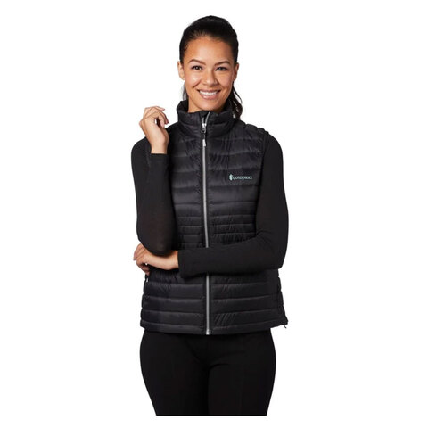 https://www.usoutdoor.com - Cotopaxi Fuego Down Vest – Women's Black Lg
