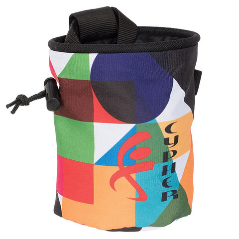 Cypher Sourced Chalk Bags - Assorted Patterns and Colors