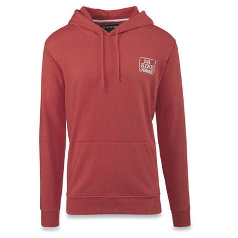 Dakine Classic Pullover Hoodie Deep Red Md