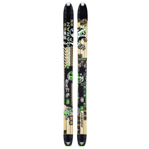 DYNAFIT Huascaran Skis White/black/green 196