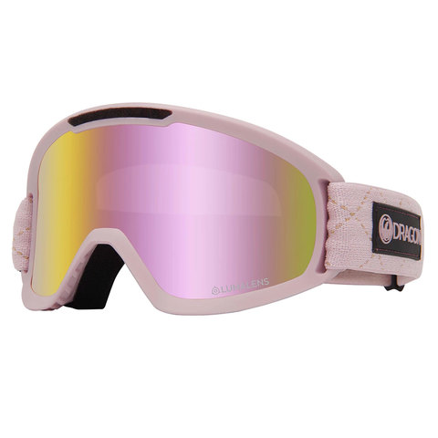 Dragon DX2 Goggles Blush/pink W/bonus