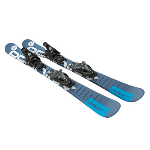 Elan Prodigy Pro QS Skis with EL 4.5 GW Shift WB Bindings - Kid's