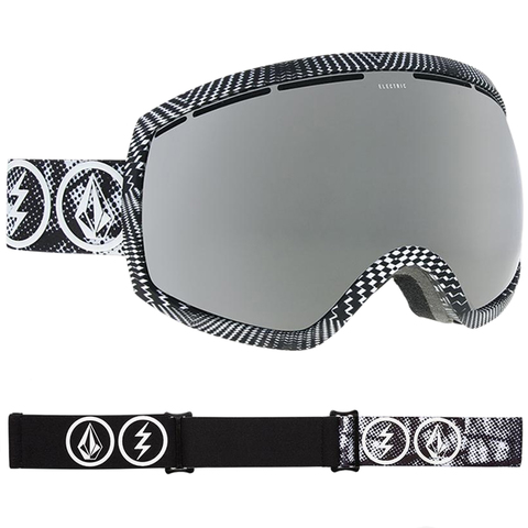Electric EG2 Snow Goggles Volcom Co-Lab/silver N/a