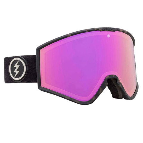 Electric Kleveland Goggles Burnt Tort/pink Os