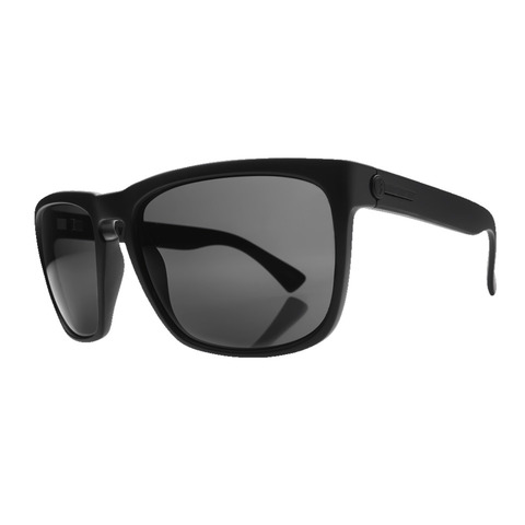 Electric Knoxville XL Sunglasses Matte Black/ohm Grey