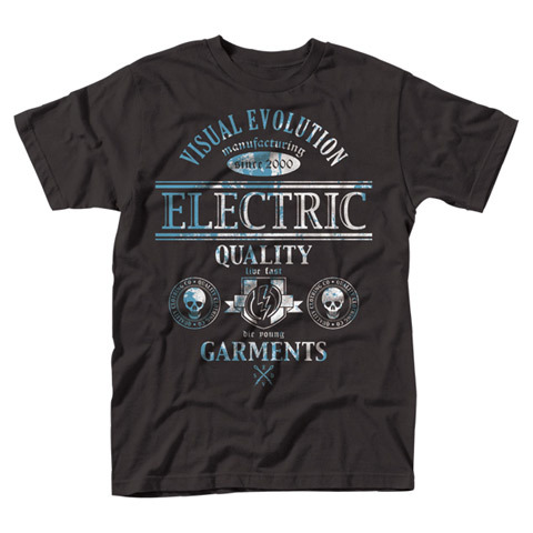 Electric Spire S/S Shirt