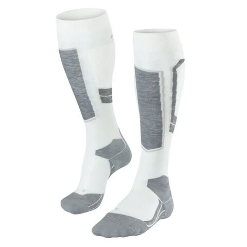 USOutDoor.com - Falke SK4 Skiing Socks – Women's Off White 41-42 44.95 USD