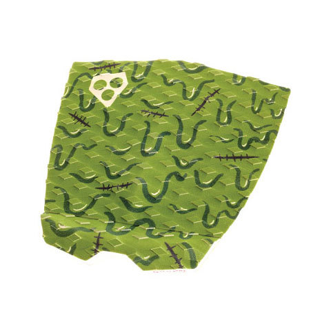FCS Ozzie I am Slime Gorilla Traction Pad