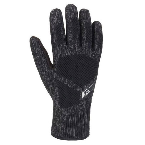Gordini Ergoknit Windstopper Stretch Fleece Palm Glove Black Xl