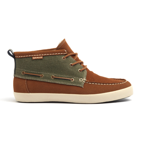 Gravis Yachtmaster Mid Shoes