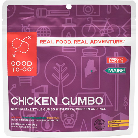 Good To-Go Chicken Gumbo Double Serving