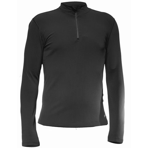 Hot Chillys Micro-Elite Chamois Zip T