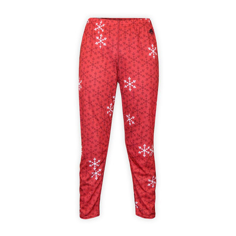 Hot Chillys Youth Pepper Skins Print Bottom Crystals Lg