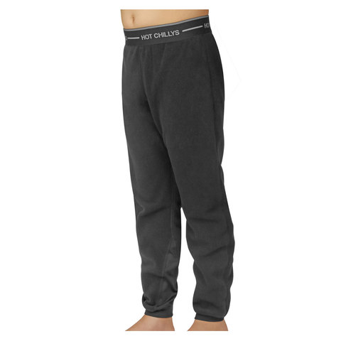 Hot Chillys La Montana Bottom - Kid's Black Xl