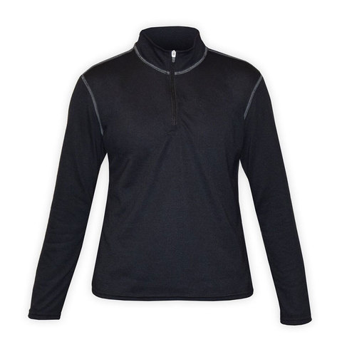 Hot Chillys Zip T - Youth