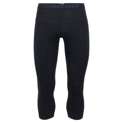 USOutDoor.com - Icebreaker 200 Oasis Legless Leggings Black Xs 84.95 USD