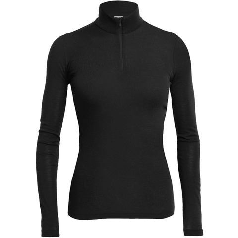Icebreaker Everyday Long Sleeve Half Zip - Women's