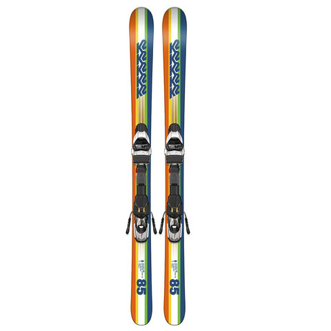 K2 Shreditor 85 JR Skis with Fastrak2 7 Bindings - Boys