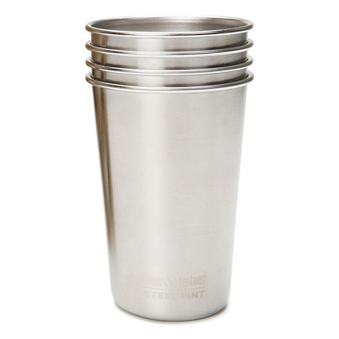 Klean Kanteen 16 oz. Pint Cups - 4 Pack