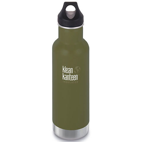 Klean Kanteen Vacuum Insulated Classic 20oz