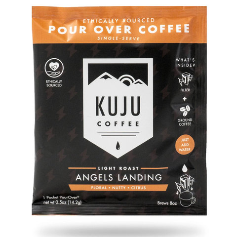 Kuju Coffee One Cup Pouches