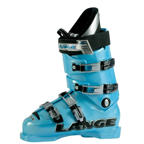Lange World Cup 130 (HP Fit) Ski Boots 2007