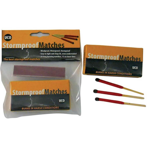 Liberty Mountain UCO Stormproof Matches