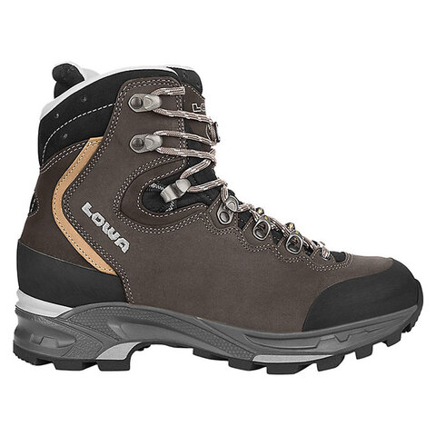 https://www.usoutdoor.com - Lowa Mauria LL Hiking Boots – Women's Dark Brown/ochre 7.0
