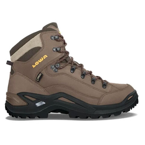 USOutDoor.com - Lowa Renegade GTX® Mid Hiking Boot – NARROW Sepia/sepia 10.0 Narrow 239.95 USD